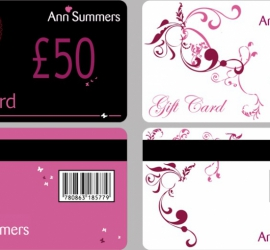 Graphic Design for Loyalty Cards