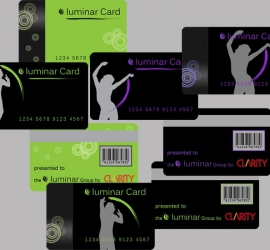 Print Media - Loyalty Cards