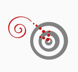 Web Design goal for Red Swirl Design